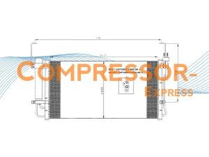 Hyundai-Condenser-CO201