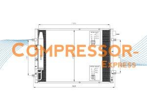 Kia-Condenser-CO217