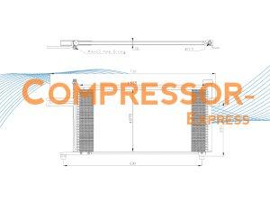Nissan-Condenser-CO253
