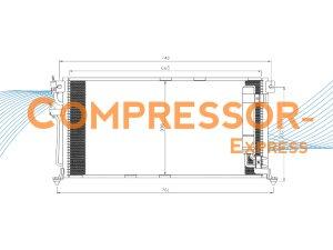 Mitsubishi-Condenser-CO261