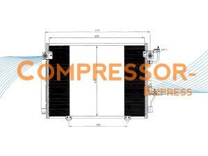 Mitsubishi-Condenser-CO263