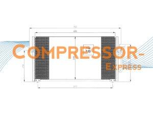 Mitsubishi-Condenser-CO265