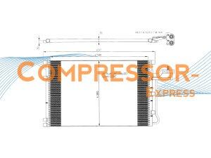 Volvo-Condenser-CO270