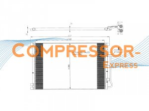 Volvo-Condenser-CO271