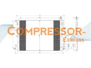 Volvo-Condenser-CO273