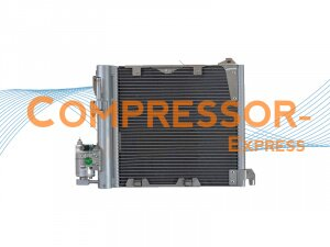 Opel-Vauxhall-Condenser-CO292