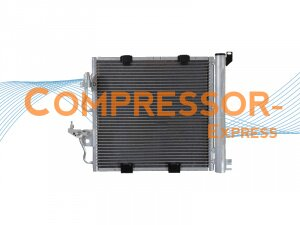 Opel-Vauxhall-Condenser-CO297