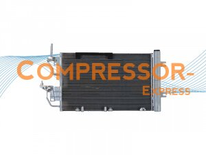 Opel-Vauxhall-Condenser-CO298