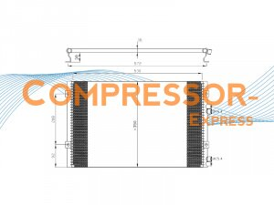 Chrysler-Condenser-CO321