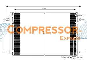 Audi-Condenser-CO328