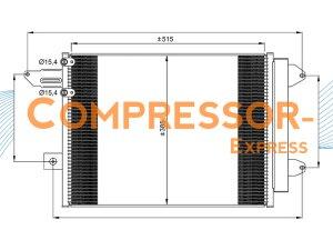 Audi-Condenser-CO330