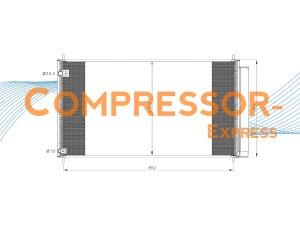 Toyota-Condenser-CO349