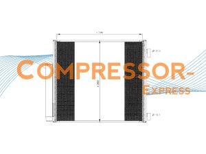 Toyota-Condenser-CO356