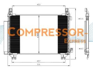 Toyota-Condenser-CO364