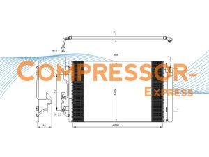 BMW-Condenser-CO367