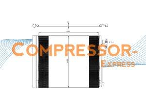 BMW-Condenser-CO369