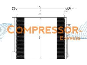 BMW-Condenser-CO370