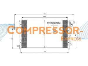 Hyundai-Condenser-CO378