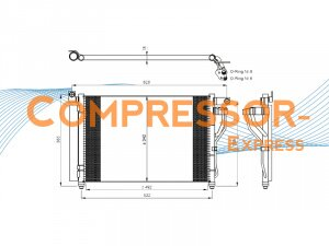 Hyundai-Condenser-CO379
