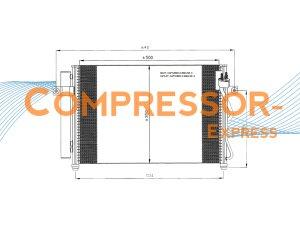 Hyundai-Condenser-CO382