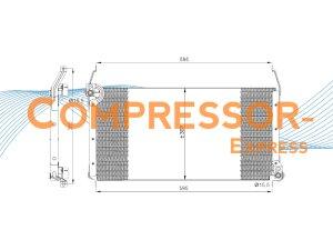 Fiat-Condenser-CO405