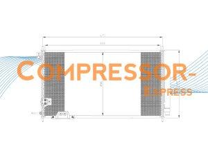 Honda-Condenser-CO420