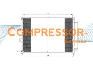 Honda-Condenser-CO421