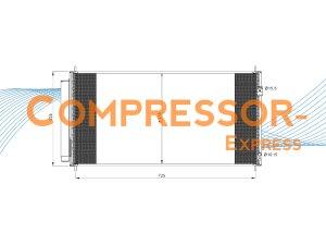 Honda-Condenser-CO423