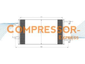 Vauxhall-Condenser-CO504