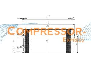 Citroen-Fiat-Peugoet-Condenser-CO510