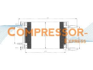 Fiat-Condenser-CO521