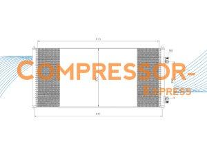 Ford-Condenser-CO527