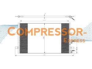 Ford-Condenser-CO528
