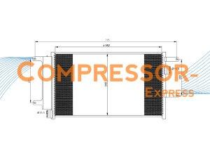 Iveco-Condenser-CO540