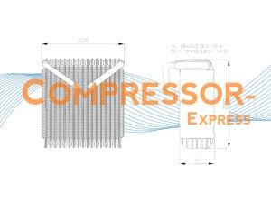 Ford-Evaporator-EV019