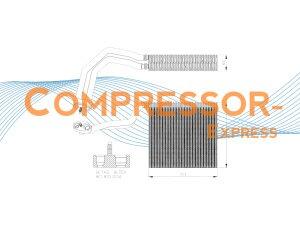 Audi-Seat-Evaporator-EV074