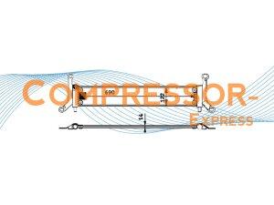 Audi-Radiator-RA537