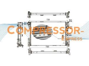 MB-Radiator-RA609