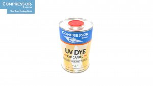 AC Comressor Oil UV DYE 1000ml