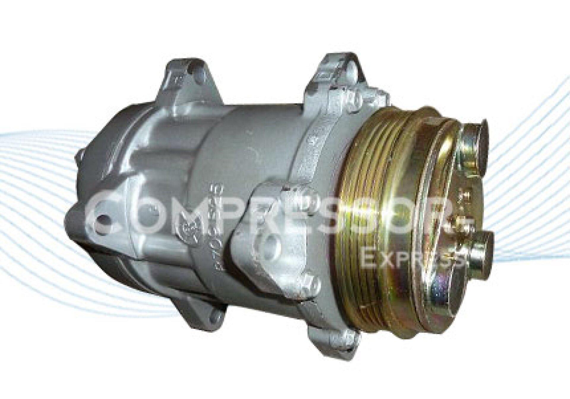 Sanden 709 compresor de aire acondicionado 7410 6025107881 for Compresor de aire acondicionado