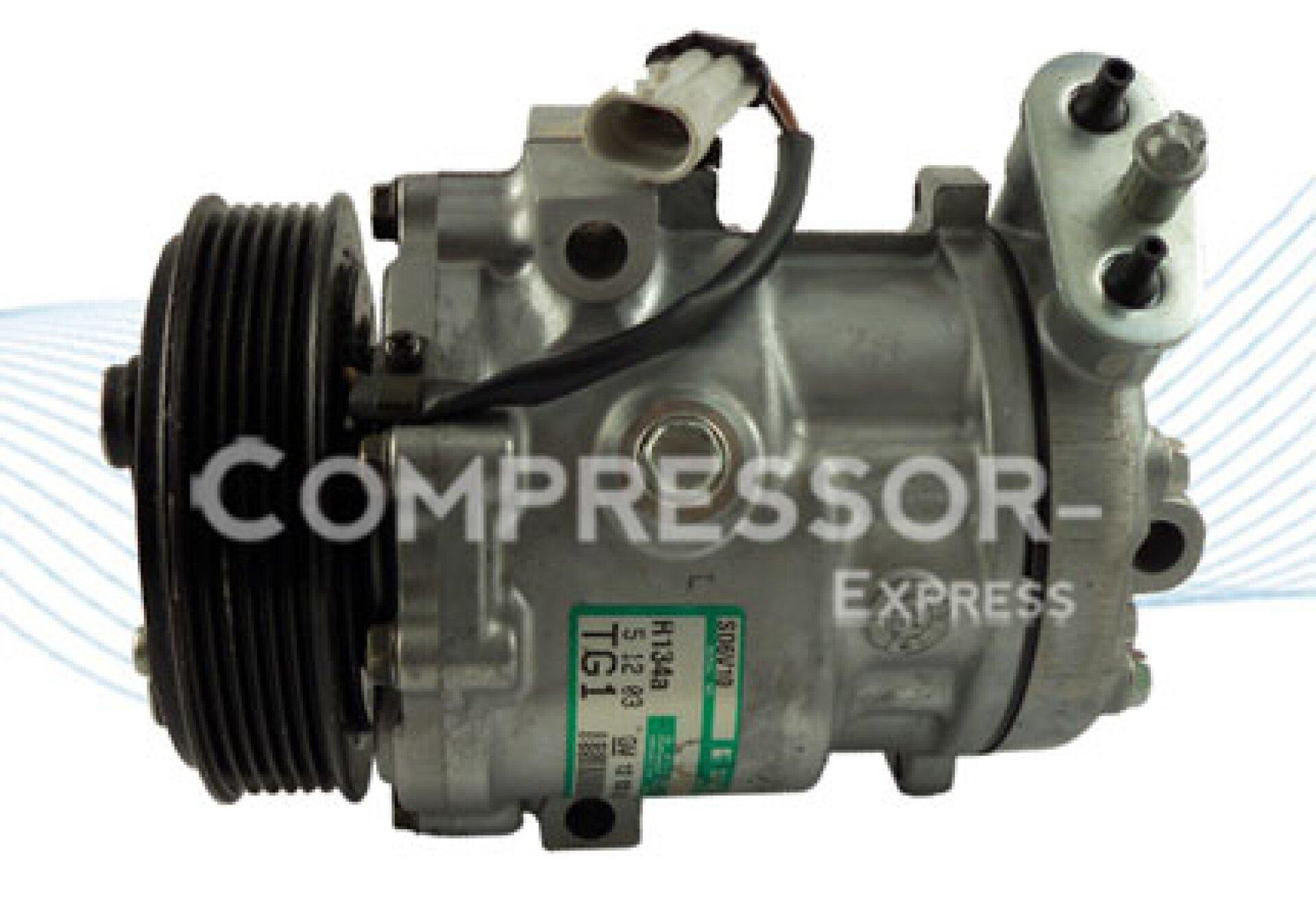 Compressor Express Kompresor Suzuki Escudo 20 Seiko Seiki Opel 01 6v10 Pv6