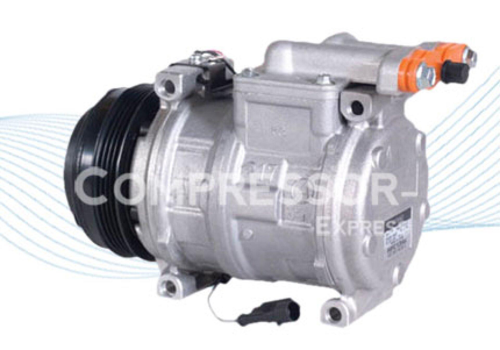 Denso 10pa17c compresor de aire acondicionado 447170 5430 for Compresor de aire acondicionado