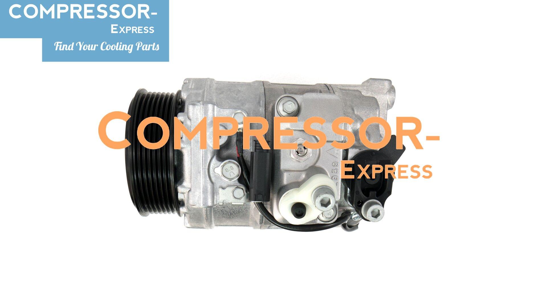 Climat Compresseur Embrayage Pour Mercedes c320 cdi w203 a0012301311