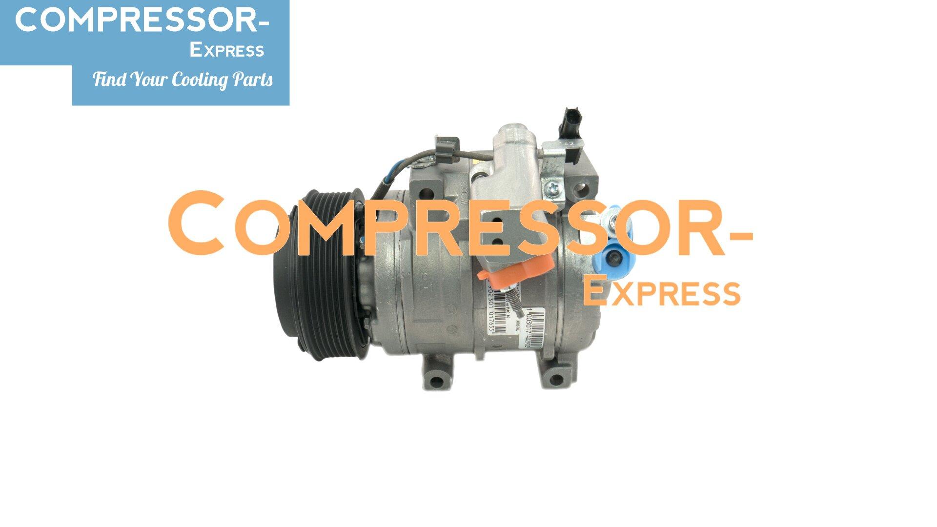 Honda Accord Viii 08 15 Ac Compressor 38810 Rl0 G01 447280 0390 Kompresor New Jazz Ori 50 10sr15c Pv7 Reman