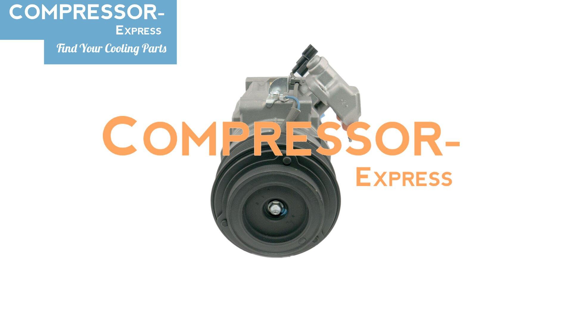 Honda Accord Viii 08 15 Ac Compressor 38810 Rl0 G01 447280 0390 Kompresor All New Jazz Ori 50 10sr15c Pv7