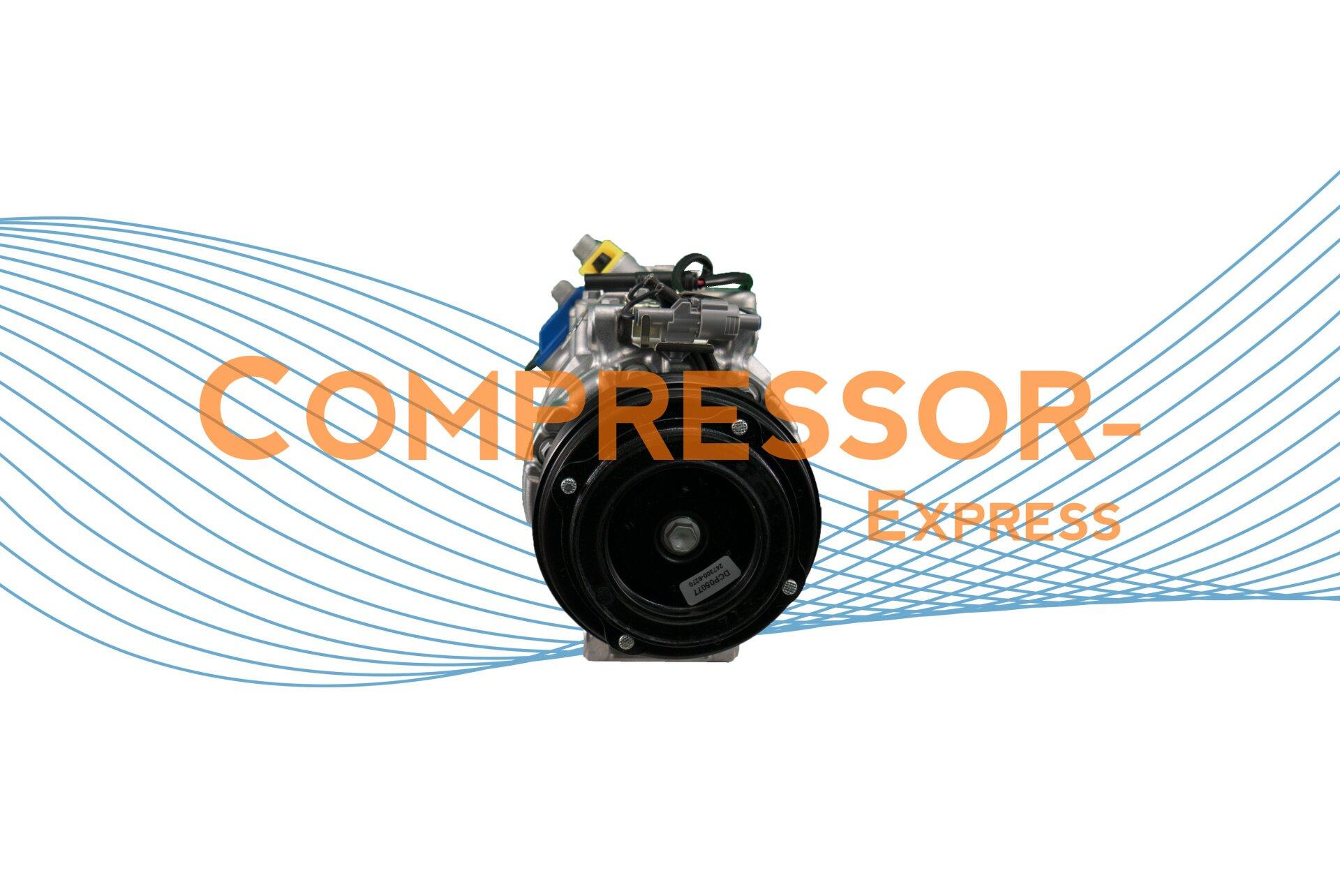 Bmw 5 Series F10 09 Sedan Ac Compressor 64526987890 447160 1210 Kompresor Seri E39 Denso 57 7sbu17c Pv7