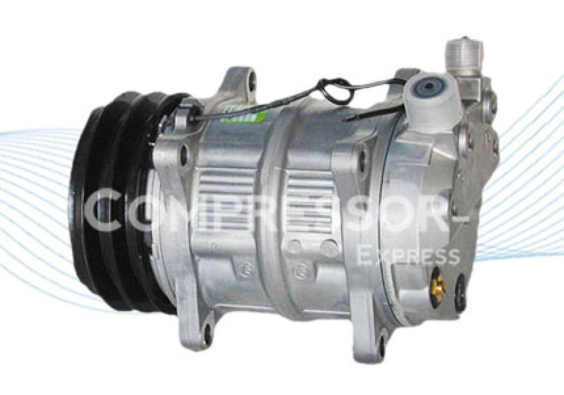 Zexel dks 15ch compresor de aire acondicionado 506011 7123 for Compresor de aire acondicionado