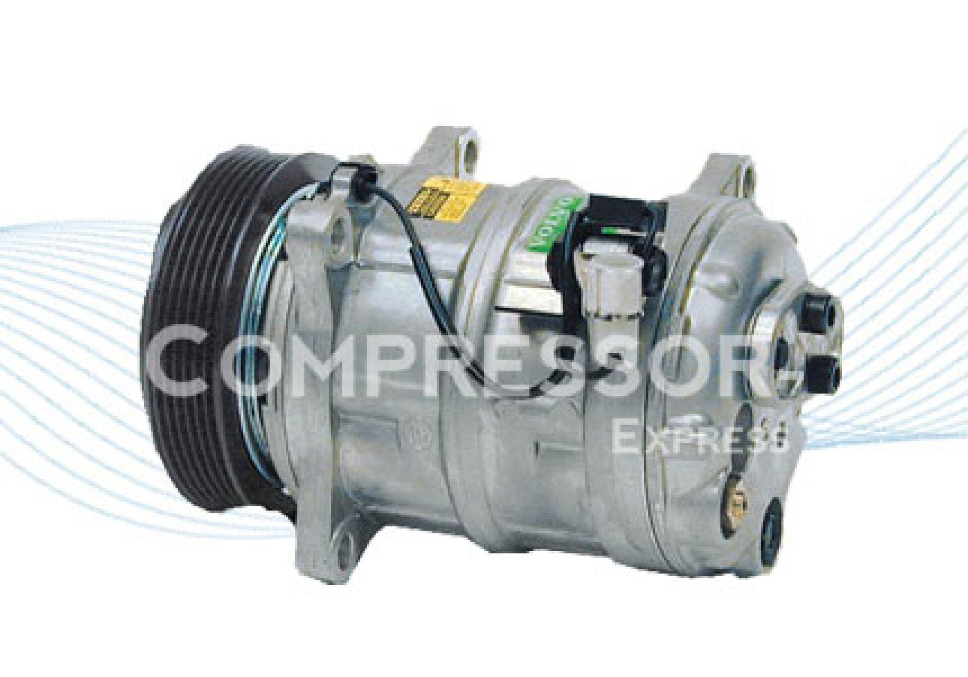 Zexel DKS-15CH AC Compressor 500610-9290 3545058
