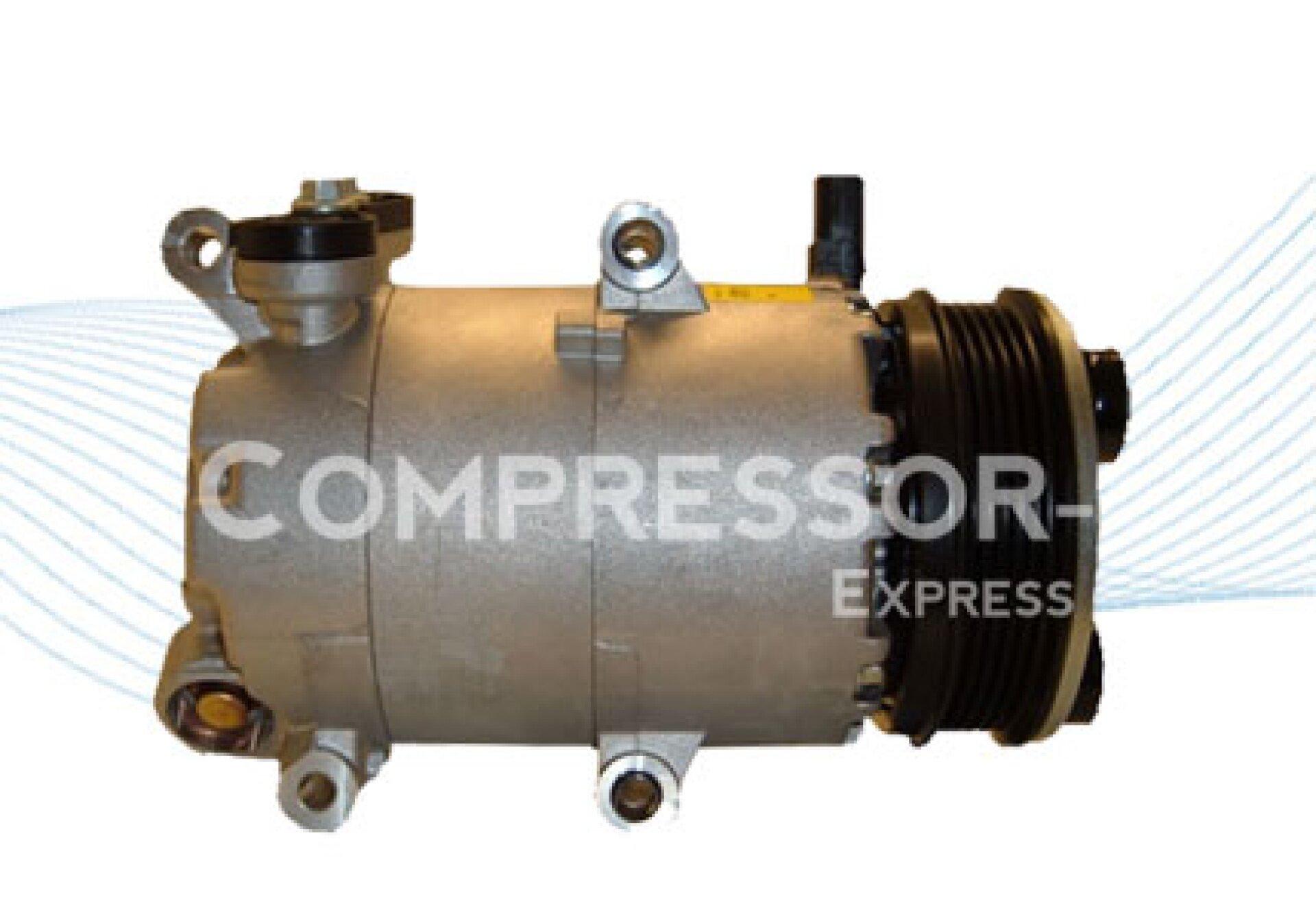 Visteon visteon compresor de aire acondicionado 1333040 for Compresor de aire acondicionado