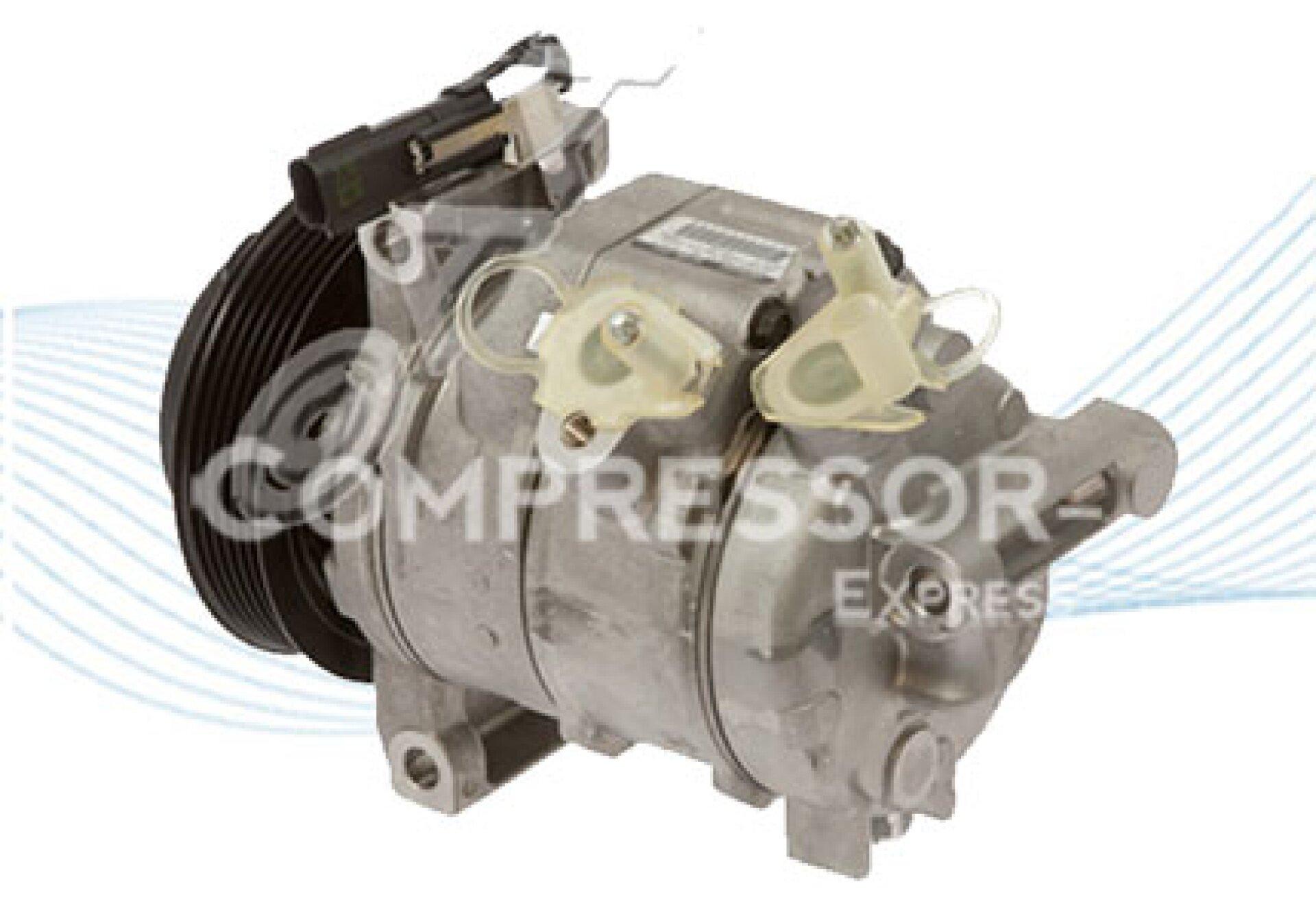 Denso 10sre18c compresor de aire acondicionado 55111541ab for Compresor de aire acondicionado